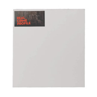 Real Crime Profile Notepad