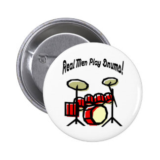 Real Deal Pinback Button