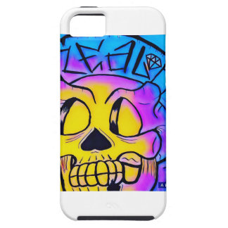 Real Diamond skull case