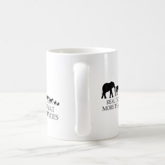 Real Doctors (Vets) Treat More Than One Species Basic White Mug