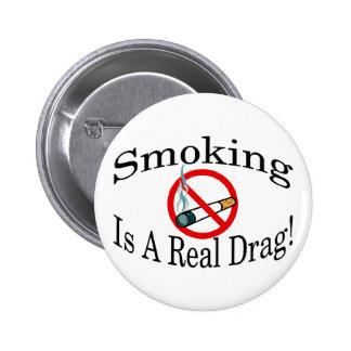 Real Drag 6 Cm Round Badge