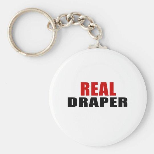 REAL DRAPER KEY RING