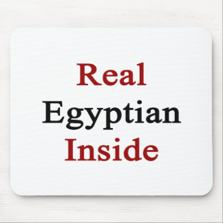 Real Egyptian Inside Mouse Pad