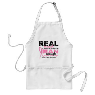 Real Enough Sister-In-Law 2 Breast Cancer Standard Apron