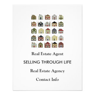Real Estate Agency Flyer