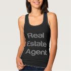 Real Estate Agent Extraordinaire Tank Top
