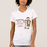 Real Estate Agent Gift Tee Shirt