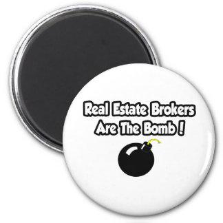 Real Estate Brokers Are The Bomb Magnets