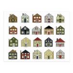 real estate cards postcard