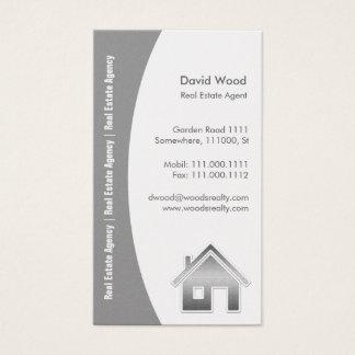 Real Estate Elegant Business Card