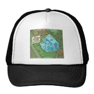 Real Estate Home Sales Nightmare Funny Trucker Hat