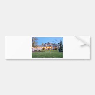 Real Estate marketing done right! Bumper Sticker