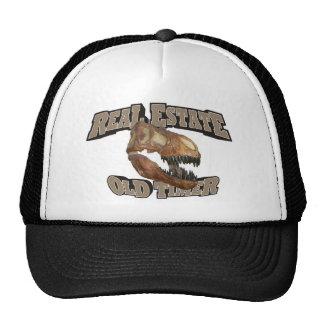 Real Estate Old Timer Mesh Hat