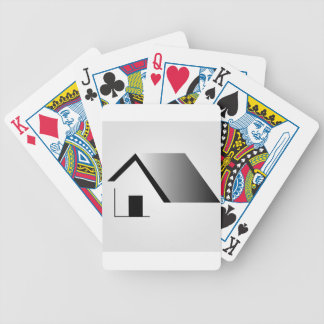 real estate or architecture firm poker deck