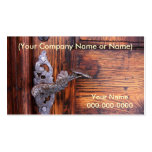 Real Estate/Personal Profile Card Double-Sided Standard Business Cards (Pack Of 100)