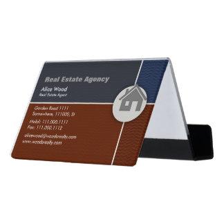 Real Estate | Professional Desk Business Card Holder
