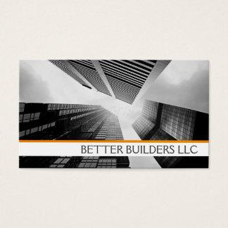 Real Estate, Realtor, Builders Business Card
