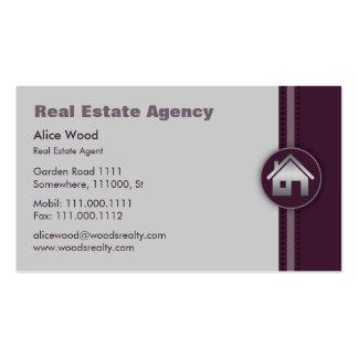 Real Estate | Realtor Pack Of Standard Business Cards