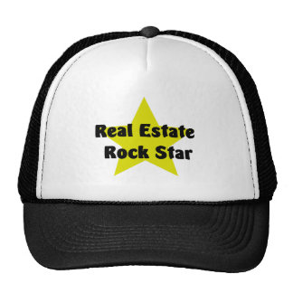 Real Estate Rock Star Cap