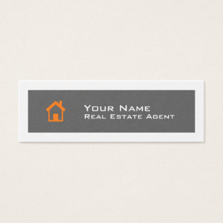 Real Estate Skinny Business Card Template