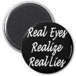 Real Eyes Fridge Magnets