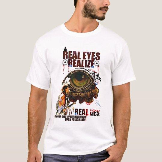 Real Eyes-Realise-Real Lies T-Shirt