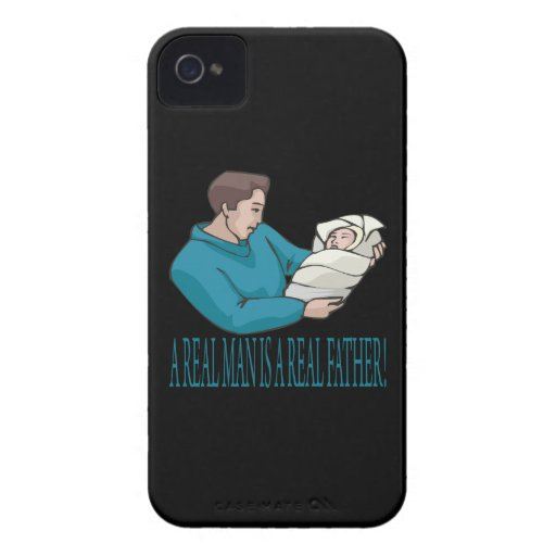 Real Father iPhone 4 Case-Mate Case