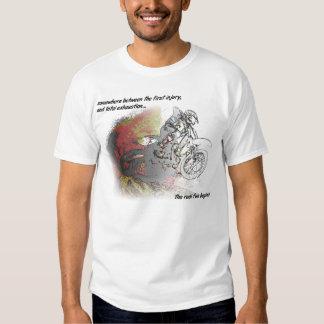 Real Fun Dirt Bike Motocross Shirt