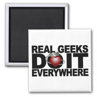 Real Geeks magnet - customize