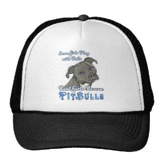 Real Girls Rescue Pit Bulls Cap