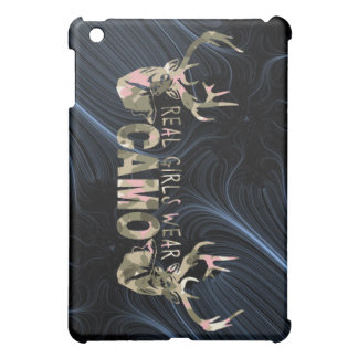 REAL GIRLS WEAR CAMO COVER FOR THE iPad MINI