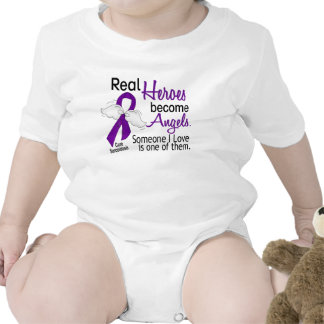 Real Heroes Become Angels Sarcoidosis Bodysuits