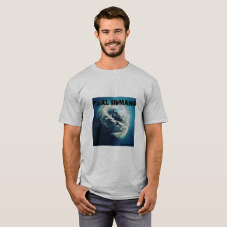 Real Humans Pray For The World T-Shirt