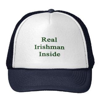 Real Irishman Inside Trucker Hat