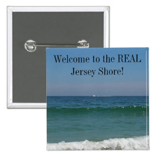 Real Jersey Shore Button