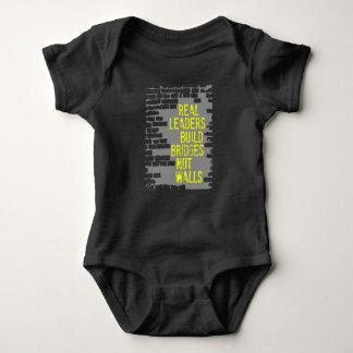 Real Leaders Dark Baby Bodysuit