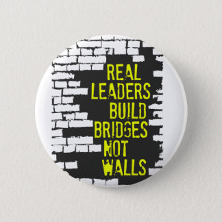 Real Leaders Round Button