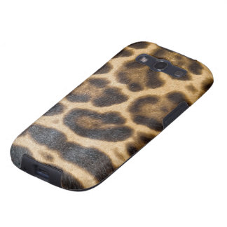 """Real"" Leopard Skin Samsung Galaxy SIII Case"