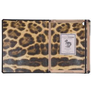 """Real"" Leopard Skin iPad Cases"