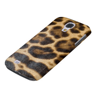 """Real"" Leopard Skin Galaxy S4 Cover"