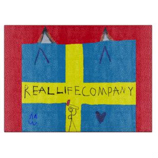 REAL LIFE Company LOGA decorative chopping boards