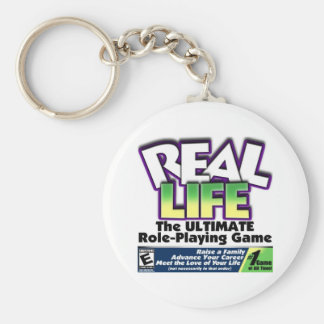 Real Life RPG Key Ring