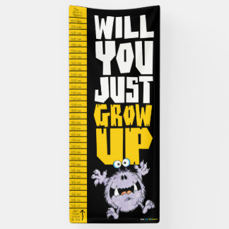 Real 'lil' Monster growth chart (version 2) Banner