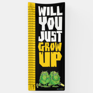 Real 'lil' Monster growth chart (version 3) Banner