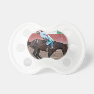 Real Live Cowboy Baby Pacifiers