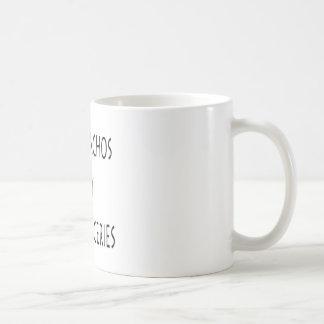 Real Machos Buy The Groceries Mugs