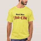 """""""Real Men Cha-Cha"""" - t-shirt"""