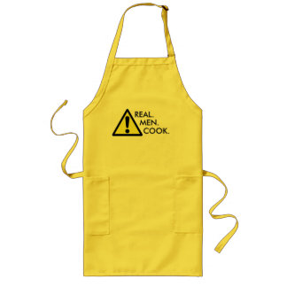 Real Men Cook Apron