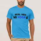 Real Men Do Yoga - Funny Yoga T Shirt