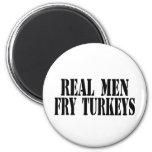 Real Men Fry Turkeys